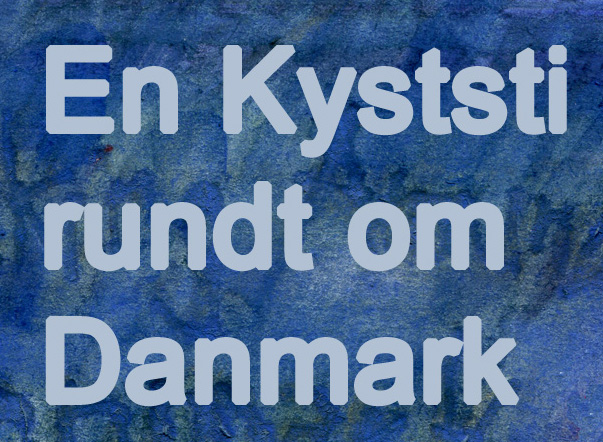 En kyststi rundt om Danmark logo